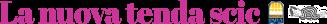 La nuova tenda scic Logo